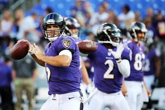 Ravens-Panthers Betting