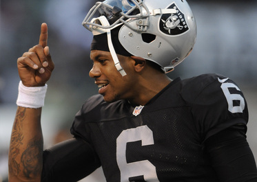 Terrelle Pryor to start for Raiders 2013
