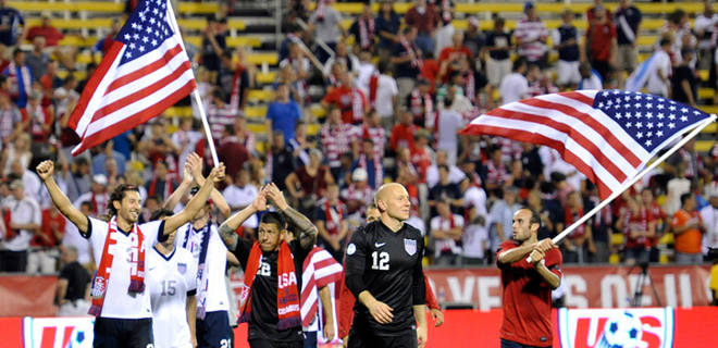 USA Qualifies for Brazil World Cup